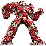 Infinity Saga [インフィニティ・サーガ] DLX Iron Man Mark 44 Hulkbuster [DLX アイアンマン・マーク44 ハルクバスター] 1/12スケール ABS&PVC&亜鉛合金&その他の金属製 塗装済み可動フィ