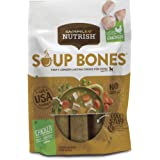 Rachael Ray Nutrish Soup Bones Chicken and Veggies Dog Treats, 11 Count