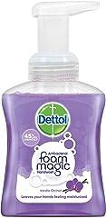 Dettol Foaming Hand Wash, Vanilla Orchid, 250ml