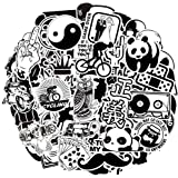 Graffiti Stickers for Car, Laptop, Skateboard, Luggage, Waterproof Vinyl Decals for Motorcycle,Bicycle,Bumper (100Pcs/Pack Bl