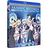 Akashic Records Of Bastard Magic Instructor Complete Series (blu-ray)