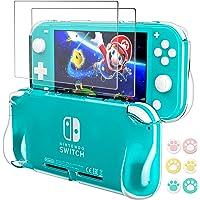 Nintendo Switch Lite ケース カバー スイッチライトカバー クリアTPU透明保護ケース シリコンケー…