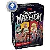 Dungeon Mayhem   Dungeons & Dragons Card Game   2–4 Players, 120 Cards