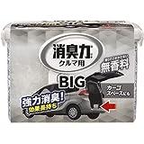 エステー クルマの消臭力 BIG 900g 車用消臭芳香剤 無香料 K-94
