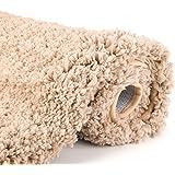 Sheepping Luxury Bathroom Rugs Shaggy Bath Rug Non Slip Bath Mat (20 x 32)- Efficient Water Absorbent, Machine Wash/Dry & Ext