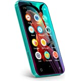 """TIMMKOO MP3 Player with Bluetooth, 4.0"""" Full Touchscreen Mp4 Mp3 Player with Speaker, 8GB Portable HiFi Sound Mp3 Music Playe"""