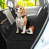 LONENESSL Premium Waterproof Pet Cat Dog Back Car Seat Cover Hammock Nonslip Protector Mat (with mesh)