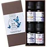 OZRO Romance & Relaxation Aromatherapy Essential Oils set - Certified 100% Pure Essential oil - Highest Quality Therapeutic G