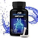 AmmoniaSport Athletic Smelling Salts - Ampules (25) - Ammonia Inhalant - [Smelling Salt/Ammonia Inhalants]