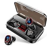 【最新Bluetooth5.1 4000mAh 350時間連続駆動】 KYOKA ワイヤレスイヤホン bluetooth…