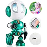 Aubllo Robots Toys for Kids Christmas Stocking Stuffers 2019 New Mini Talking Robots Gifts for Boys Girls Adults with 10 Hour