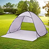 Mountview Pop Up Beach Tent Camping Portable Hiking Tents 2/4 Person Shelter