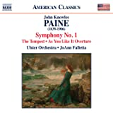 Symphony No. 1/Shakespeare's Tempest/Overture to a