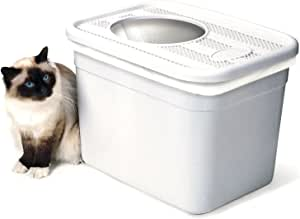 最優秀賞受賞 入り口が上についた新発想猫トイレ「クレバーキャット」
