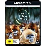 Seven Worlds, One Planet [3 Disc] (4K Ultra HD + Blu-ray)