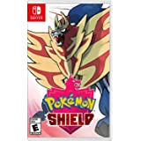 Pokemon Shield, Switch