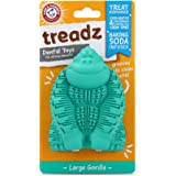 Arm & Hammer Super Treadz Dental Dog Toys | Tough Dog Chew Toys for Aggressive Chewers | Improves Dog Dental Health