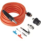 ARB 171302 Portable Tire Inflation Kit, Includes Air Hose 18 Foot Long and Accessories Kit, Quick Fitting For Universal On Bo