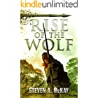 Rise of the Wolf (The Forest Lord Book 3) (English Edition)