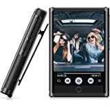 MP3 Player, 48GB MP3 Player with Bluetooth 4.2, 2'' HD Touch Screen Portable MP3 MP4 Player with FM Radio, Recording, E-Book,