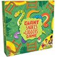 """Pressman Toys Giant Snakes & Ladders Game (4 Player) 5"""""""