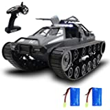 VOLANTEXRC Remote Control Tank 4WD High Speed RC Truck 2.4Ghz Off-Road RC Car 1:12 All Terrain RC Vehicle for Kids or Adults,