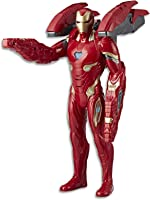 """Marvel AVENGERS - 14"""" Iron Man Mission Tech Action Figure - Infinity War - Kids Super Hero Toys - Ages 4+"""