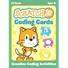ScratchJr Coding Cards: Creative Coding Activities (English Edition)