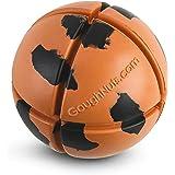 Goughnuts – Virtually Indestructible Ball - Guaranteed Dog Chew Toys for Aggressive Chewers Like Pit Bulls, German Shepherds,