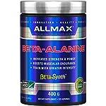 AllMax Beta-Alanine (BetaSynth) Pure Beta Alanine, 400 Grams