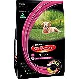 Supercoat Puppy 12 Months Chicken Dog Food 3 kg 1 Pack Medium