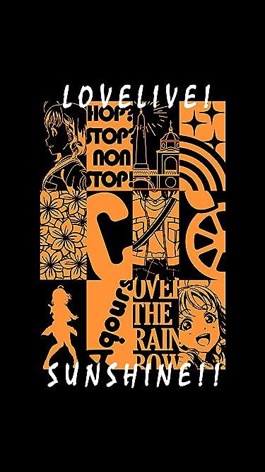 ラブライブ!  iPhone/Androidスマホ壁紙(480×854)-1 - 高海千歌