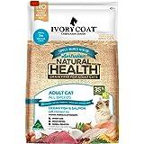 Ivory Coat Dry Cat Food, Ocean Fish & Salmon, Adult and Senior, 6kg