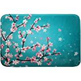 """LIVILAN Soft Memory Foam Non Slip Bath Mat 15.8"""" x 23.6"""" Bath Rug-7"""
