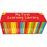 My First Complete Learning Library: Boxset of 20 Board Books for Kids