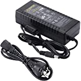 12V 6A Power Supply, CFSadapter AC 100-240V to DC 12V 6A Power Adapter Charger 6amp 72W with 5.5mm x 2.5mm DC Plug for LED St