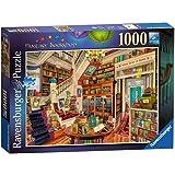 Ravensburger The Fantasy Bookshop Puzzle Game 1000-Pieces