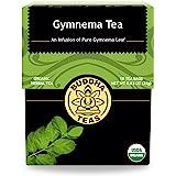Buddha Teas Organic Gymnema Sylvestre Leaf Tea - Kosher, Caffeine Free, Gmo-Free - 18 Bleach Free Tea Bags