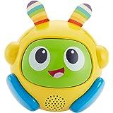 フィッシャープライス スピン&ダンス!バイリンガル・ビーボボール 9カ月~ 赤ちゃん 幼児 子ども 幼児 おもちゃ 知育玩具 知育 学習 英語 外国語 指遊び FNR57
