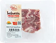 Meat Affair Indonesia Pork Soup Bone, 250g - Chilled