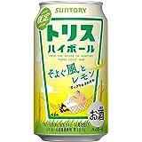 サントリー トリスハイボール (そよぐ風とレモン) [ ウイスキー 日本 350ml×24本 ]