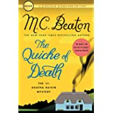 Quiche of Death: The First Agatha Raisin Mystery