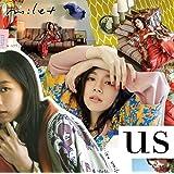 us (初回生産限定盤) (DVD付) (特典なし)