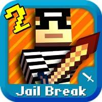 Cops N Robbers (Jail Break 2) - Mine Mini Game With Survival Multiplayer
