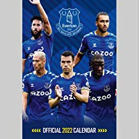 The Official Everton Football Club Calendar 2022 (The Offici…