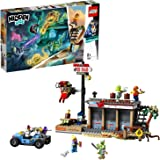 LEGO Hidden Side Shrimp Shack Attack 70422 Building Kit, Ghost Playset for 8+ Year Old Boys and Girls, Interactive Augmented
