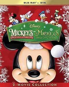 Mickey's Once Upon a Christmas / Mickey's Twice Upon a Christmas: 2-Movie Collection [Blu-ray]