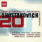 Shostakovich Symphony No.1 Piano Concerto No .2 Violin Concerto No.1 Cello Concerto No.1