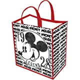 Disney: Mickey Mouse 1928 Legend Vintage Tote Bag Eco Friendly Grocery Bags Reusable Foldable Shopping Bag
