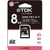 TDK SDHCカード 8GB Class4 (5年保証) T-SDHC8GB4
